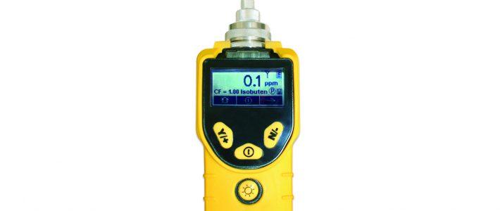 Het gebruik van een PID meter voor veilig werken met gassen